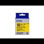 Epson C53S655017 (LK-5YB2) DirectLabel-etikettes, 18mm x 1,5m