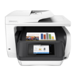 HP OfficeJet Pro 8720 AiO 4800 x 1200DPI Thermal Inkjet A4 24ppm Wi-Fi Black,Grey multifunctional