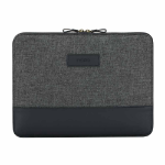 "Incipio Carnaby Essential Sleeve 31.2 cm (12.3"") Sleeve case Black, Grey"