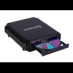 Kanguru U2-DVDRW-24X DVD±RW Black optical disc drive