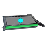 Dataproducts DPCCLP610CE compatible Toner cyan, 5K pages, 1,235gr (replaces Samsung C660)