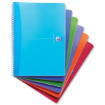 Elba 100104241 writing notebook Multicolour A4 180 sheets