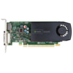 PNY VCQ410-PB NVIDIA Quadro 410 0.5GB graphics card