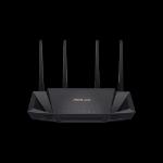 ASUS RT-AX58U draadloze router Dual-band (2.4 GHz / 5 GHz) Gigabit Ethernet