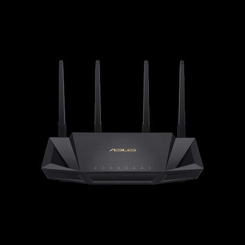 ASUS RT-AX58U draadloze router Dual-band (2.4 GHz / 5 GHz) Gigabit Ethernet