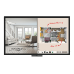 "Benq CP6501K Digital signage flat panel 165.1 cm (65"") LED 4K Ultra HD Black Touchscreen"