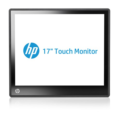 "HP L6017tm touch screen monitor 43.2 cm (17"") 1280 x 1024 pixels Black"