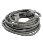 Belkin UTP CAT5e 3m 3m Cat5e U/UTP (UTP) Grey networking cable