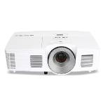 Acer Home H5381BD Home Cinema Projector - 3200L - 720p HD Ready