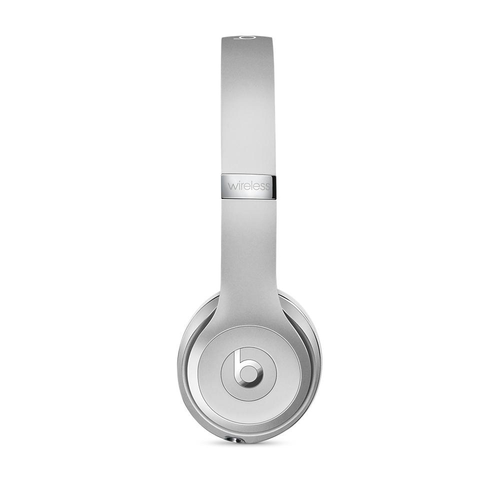 Beats Solo3 Wireless On-ear Headphones - Silver