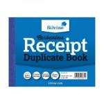 Silvine C/less Dup Receipt Book PK12