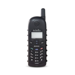 EnGenius DuraFon 1X-HC DECT telephone Black