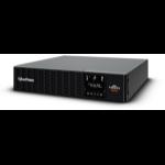 CyberPower PR1500ERT2U uninterruptible power supply (UPS) Line-Interactive 1500 VA 1500 W 10 AC outlet(s)