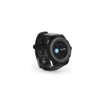 """Ghia GAC-071 1.3"""" GPS (satélite) Negro reloj inteligente dir"""