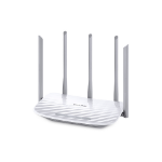 TP-LINK Archer C60 draadloze router Dual-band (2.4 GHz / 5 GHz) Fast Ethernet Wit