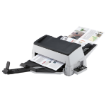Fujitsu fi-7600 ADF + Manual feed scanner 600 x 600 DPI A3 Black, White