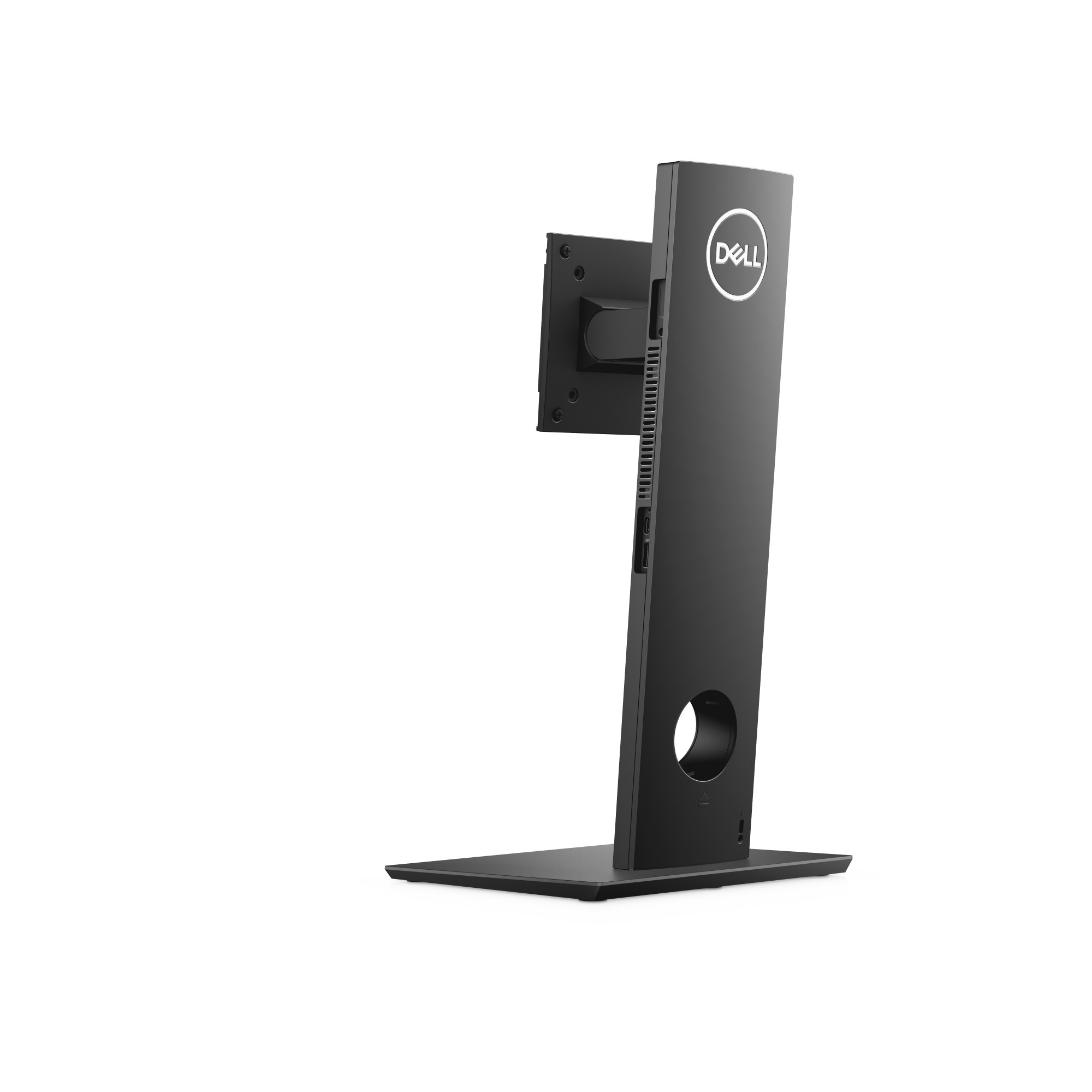 """DELL STND-FIX-ZFP All-in-One PC/workstation mount/stand 3.3 kg 48.3 cm (19"""") 61 cm (24"""") Black"""