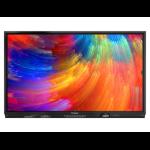 "Promethean ActivPanel Titanium Interactive flat panel 190.5 cm (75"") TFT 4K Ultra HD Black Touchscreen Built-in processor Android 8.0"