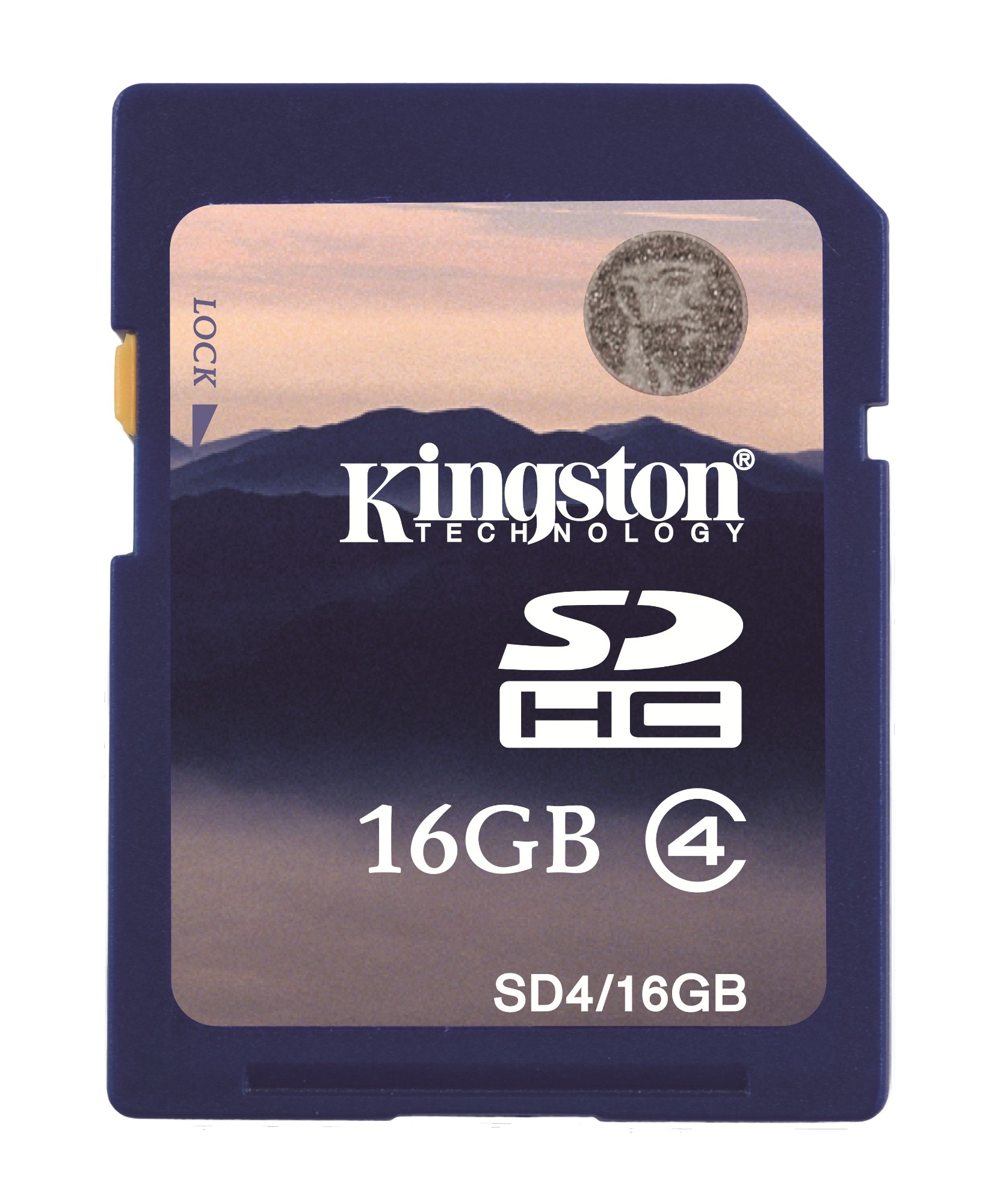 Kingston Technology 16GB SDHC Card memory card Class 4 Flash