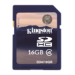 Kingston Technology 16GB SDHC Card 16GB SDHC Flash Class 4 memory card
