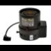 Axis Mega Pixel Camcorder Standard lens Black,Transparent
