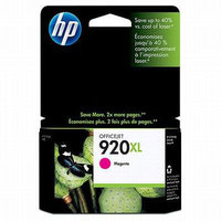 HP 920XL Magenta Officejet Ink Cartridge magenta ink cartridge