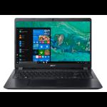 "Acer Aspire 5 A515-52-5981 Zwart Notebook 39,6 cm (15.6"") 1920 x 1080 Pixels Intel® 8ste generatie Core™ i5 i5-8265U 8 GB DDR4-SDRAM 1128 GB HDD+SSD"