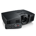 DELL P318S data projector 3200 ANSI lumens DLP SVGA (800x600) 3D Desktop projector Black