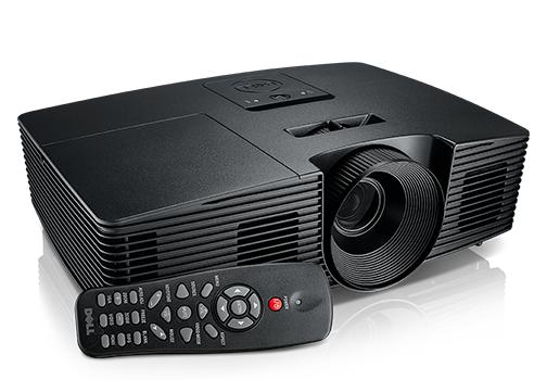 DELL P318S data projector 3200 ANSI lumens DLP SVGA (800x600) 3D Desktop projector Black