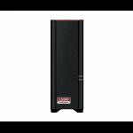 Buffalo LinkStation 510D NAS Compact Ethernet LAN Black RTD1195N