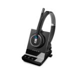 Sennheiser SDW 5066 - UK Headset Head-band Black
