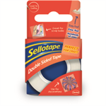Sellotape E DOUBLESIDED TAPE 15MMX5M 5501