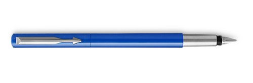 Parker 2025447 fountain pen Blue,Stainless steel Cartridge filling system 1 pc(s)