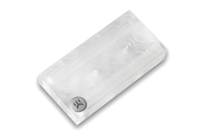 EK Water Blocks 3831109856925 hardware cooling accessory Transparent