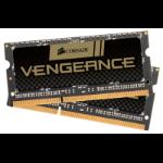 Corsair Vengeance 8GB DDR3 1600MHz SODIMM memory module