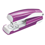Leitz WOW OFFICE STAPLER 30 SH PURP