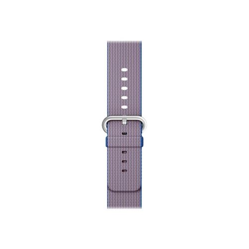 Apple 38mm Woven Nylon Band - Watch strap - royal blue - for Watch (38 mm)