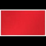 Nobo Impression Pro insert notice board Indoor Red
