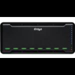 Drobo B810i Storage server Rack (3U) Ethernet LAN Black