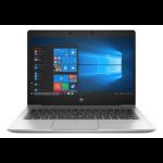 """HP EliteBook 830 G6 Silver Notebook 33.8 cm (13.3"""") 1920 x 1080 pixels 8th gen Intel® Core™ i5 i5-8265U 8 GB DDR4-SDRAM 256 GB SSD Windows 10 Pro"""