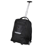 Lightpak 46005 notebook case Trolley case Black