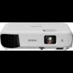 Epson EB-E10 data projector Ceiling-mounted projector 3600 ANSI lumens 3LCD XGA (1024x768) White