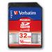 Verbatim 32GB SDHC