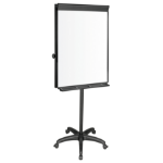 Bi-Office EA48066921 magnetic board Lacquered steel 700 x 1000 mm Black, White