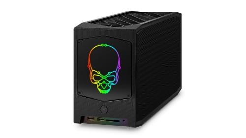 Intel NUC RNUC11BTMI90003 PC/workstation barebone 8L sized PC Black i9-11900KB 3.3 GHz