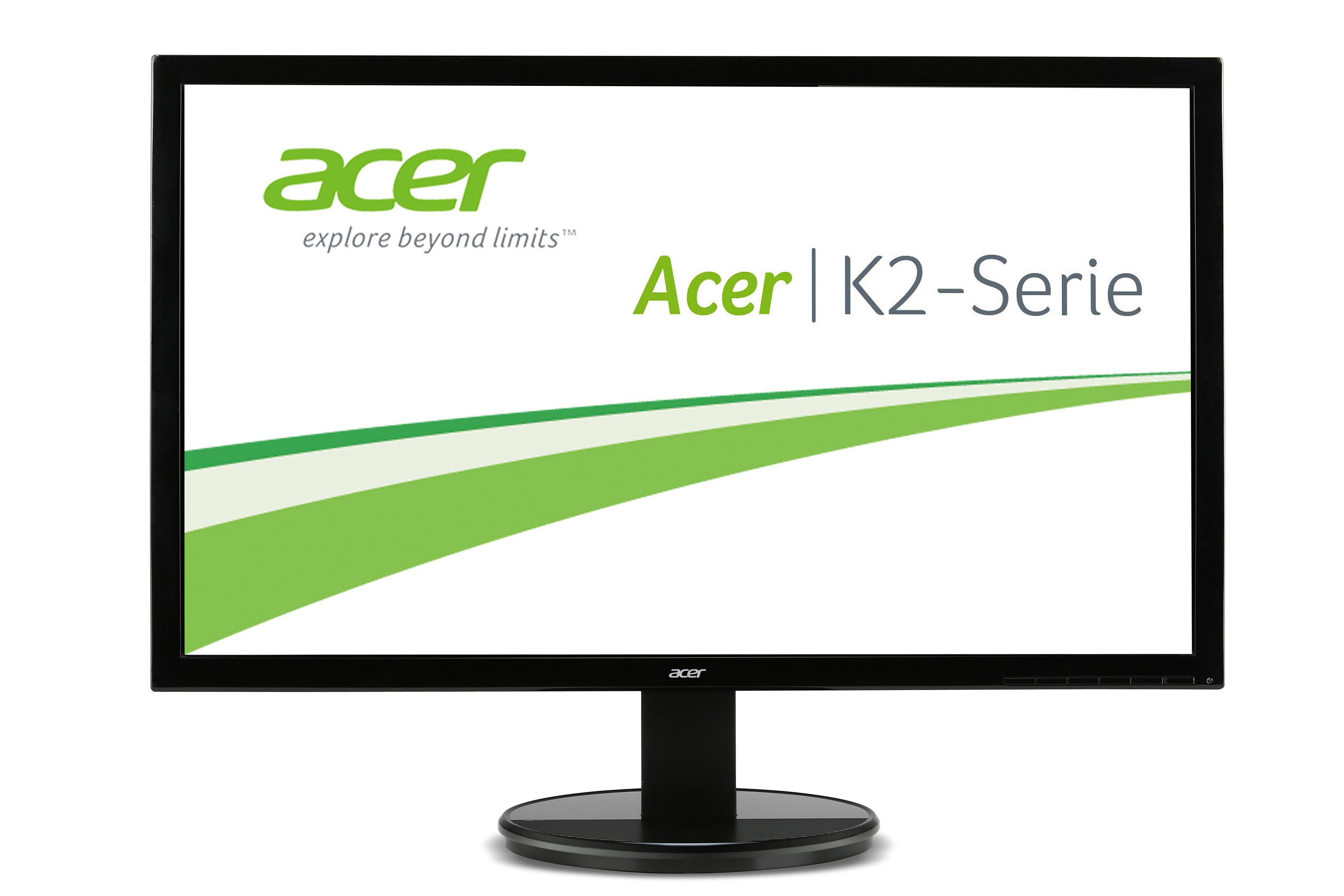 """Acer K2 K242HL 24"""" Black"""
