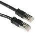 C2G 50m Cat5e Patch Cable cable de red Negro