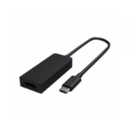 Microsoft HFP-00007 cable interface/gender adapter USB C HDMI Black