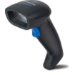 Datalogic QuickScan D2330 Laser reader (black) + USB cable + stand 1D Negro Handheld bar code reader