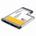 StarTech.com 2 Port Flush Mount ExpressCard eSATA II Controller Card